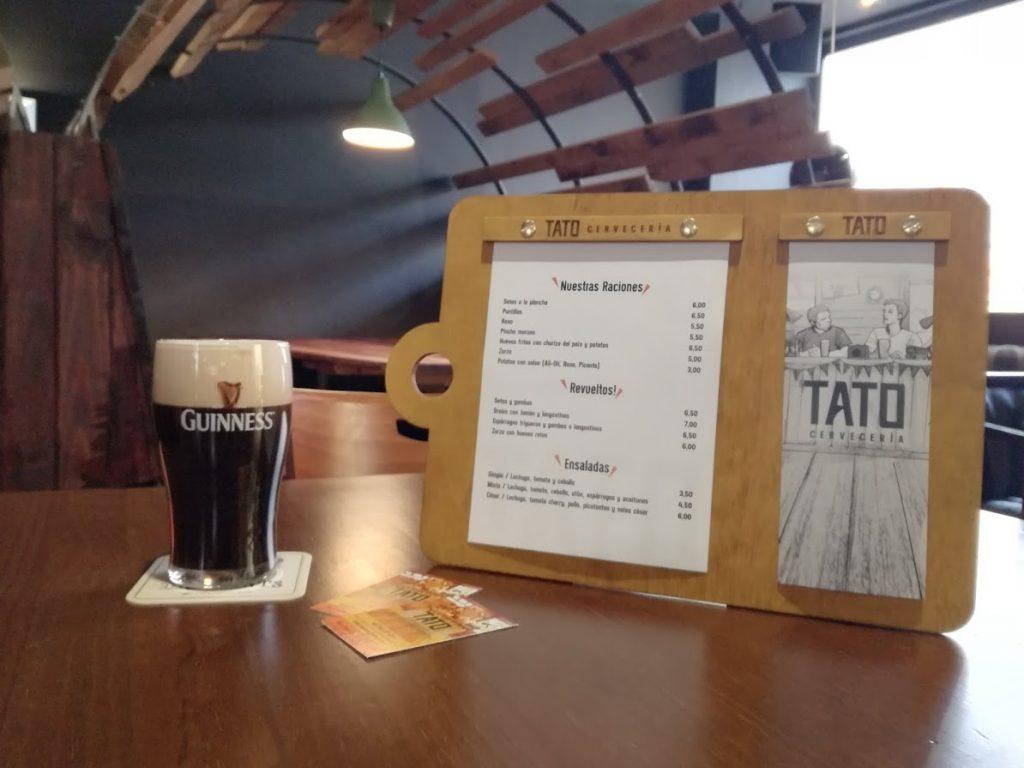 carta tabla de madera